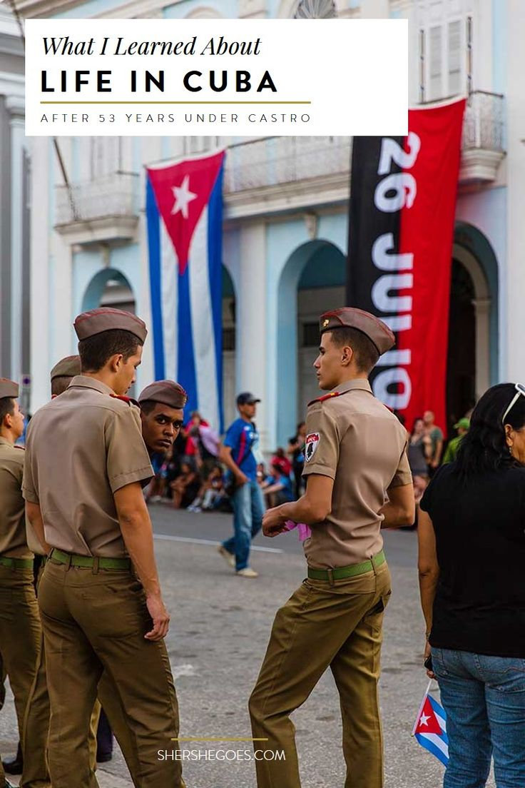 I recently returned from a people to people cultural immersion trip to Cuba. Here's everything I learned about Cuban life - from politics, education, jobs and more!