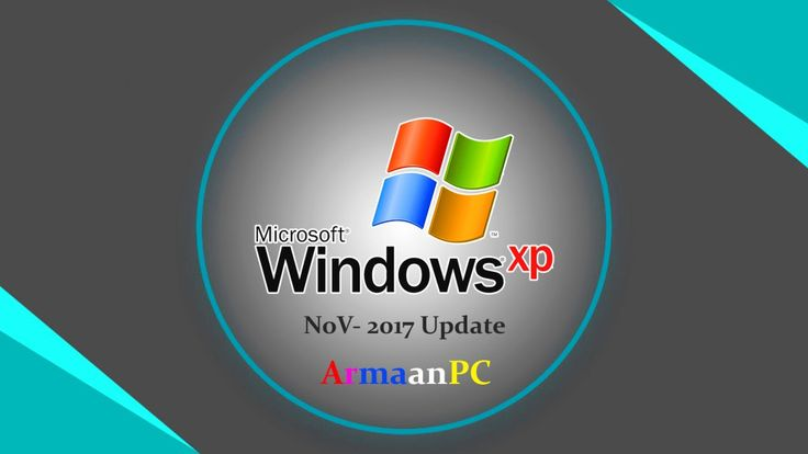 Windows XP Professional SP3 X86 VL with Update January 2018