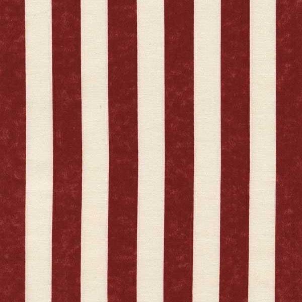 Timeless Treasures Fabrics Patriotic Novelty Fabric Red Awning Stripe | Quilting | Fabric