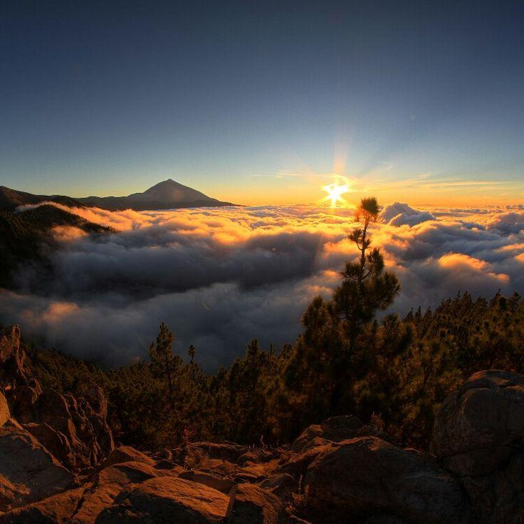 Cumbres de Tenerife, Islas Canarias