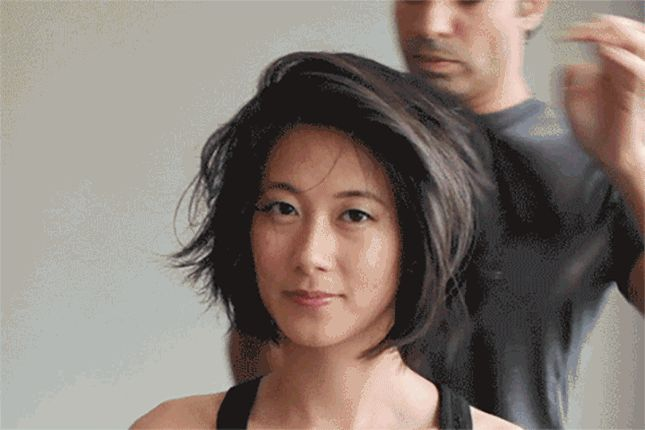 This Is Your Ultimate Short Hair Style Guide via Brit + Co.