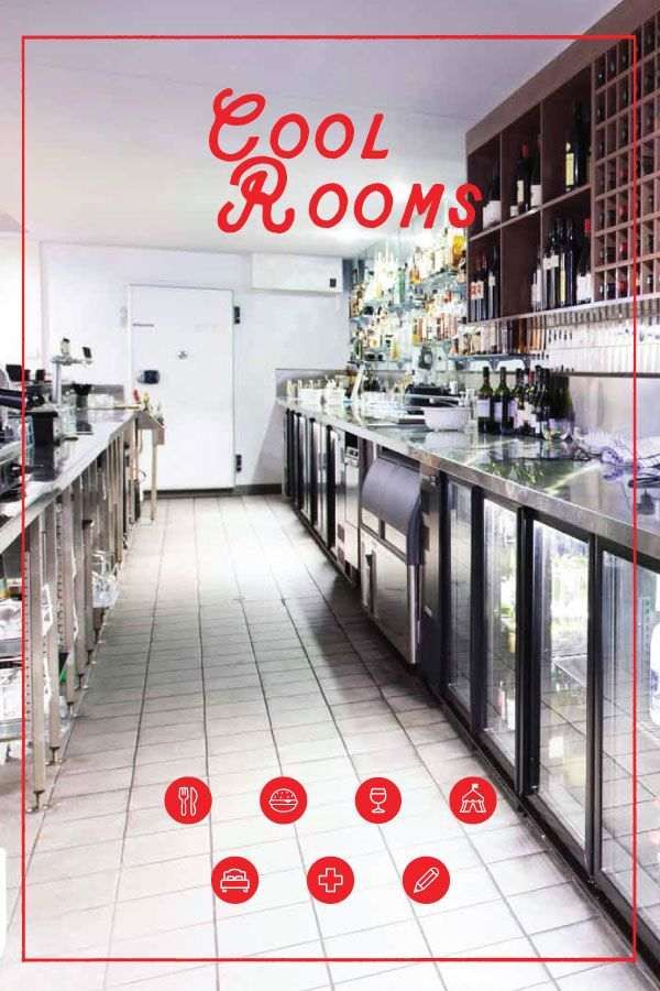 To explore our range of MISA Cool and Freezer Rooms download Your Guide to Commercial Refrigeration now.