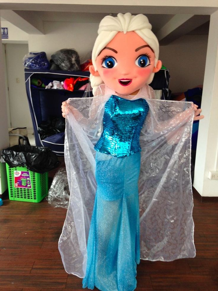 Anna And Elsa Halloween Costumes