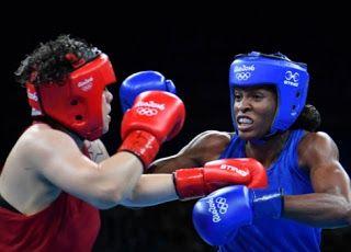 Blog Esportivo do Suíço:  Andreia vence em estreia polêmica e se aproxima de medalha