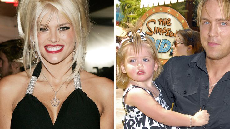 Anna Nicole Smith's daughter is all grown up and ready for her dad to date again