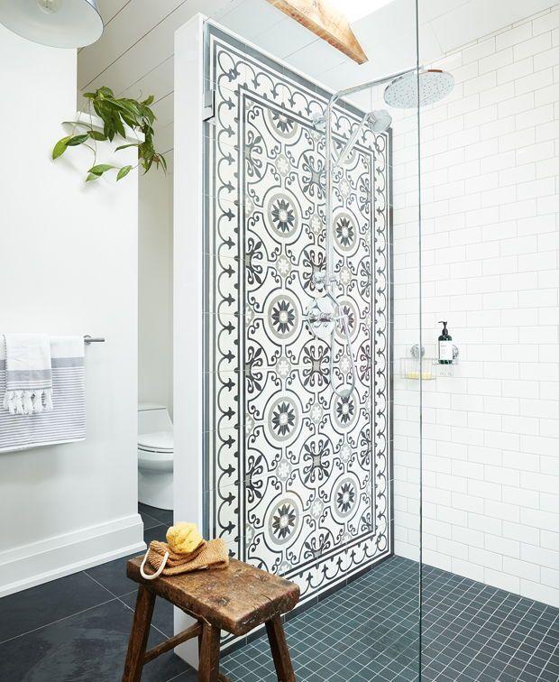 10 tendances pour la salle de bain fraîches et actuelles à ...