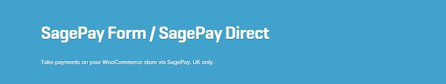 WooCommerce plugins: WooCommerce SagePay Form Integration 3.2.3 Extensi...