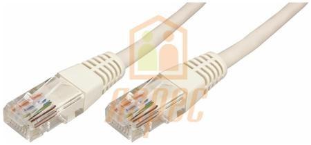 Rexant Патч-корд  utp 5e кат. литой  1.5м  серый  rexant  — 500 руб. —  Патч-корд UTP 5e кат. литой 1.5М СЕРЫЙ REXANT предназначен для подключения активного и пассивного сетевого оборудования в составе структурированной кабельной системы, и представляет собой шнур из 4-х пар изолированных проводников, скрученных между собой, находящиеся в общей изоляции с разъемами типа 8P8C. Патч-корд (от англ. patching cord — соединительный шнур) необходим для соединения телекоммуникационного оборудования…