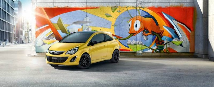 Opel Corsa - too rich for my blood