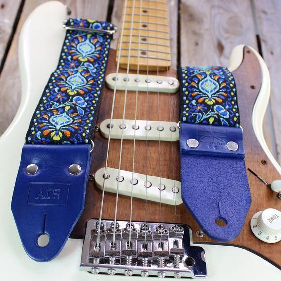 Fretfunk Guitar Accessories Acoustic Guitar Strap Leather Guitar Straps Ukulele Straps