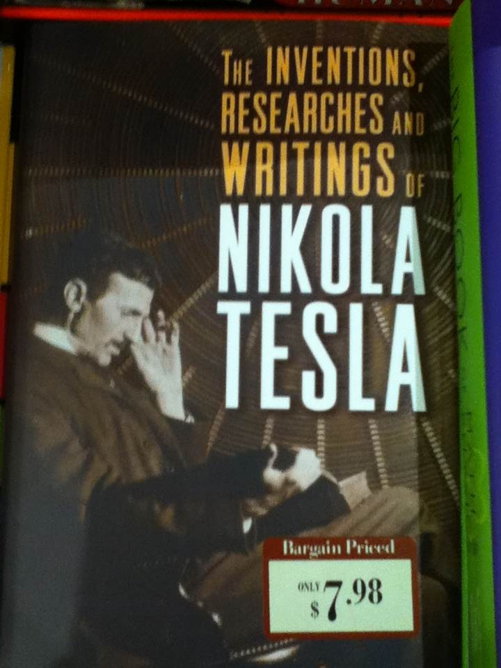 Nikola Tesla Missing Papers
