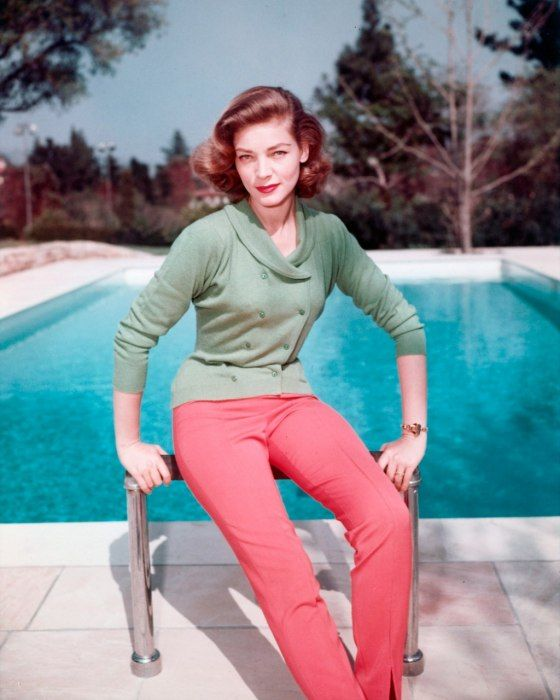 (Lauren Bacall) Photos: The International Best-Dressed List's Hall of Fame | Anna Wintour | Style | Vanity Fair