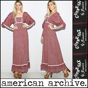 Used Laura Ashley Black Maxi Dress Design
