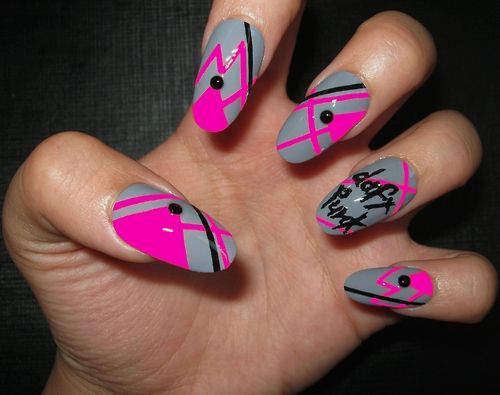 63 best Punk nail ideas images on Pinterest | Punk nails, Cute nails ...