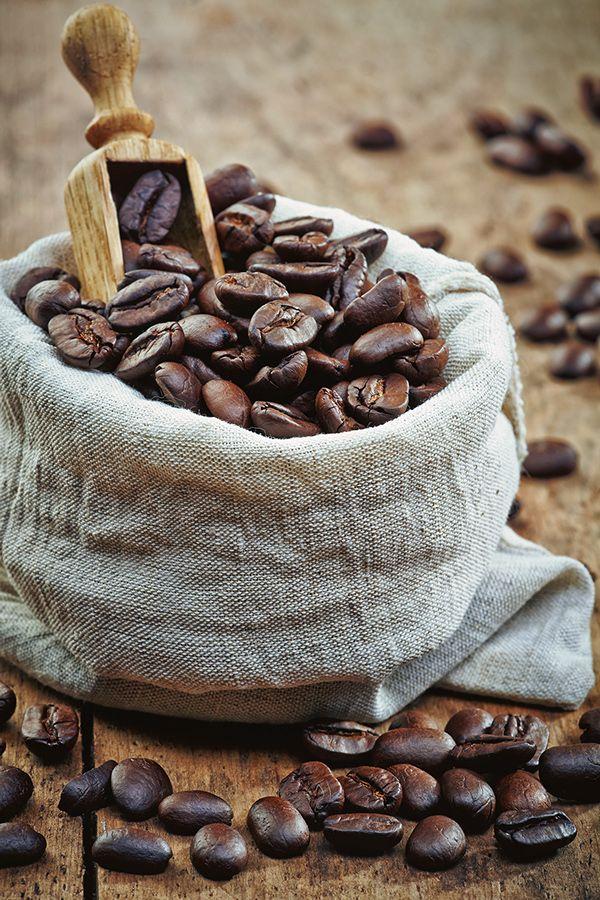 Coffee beans on Behance