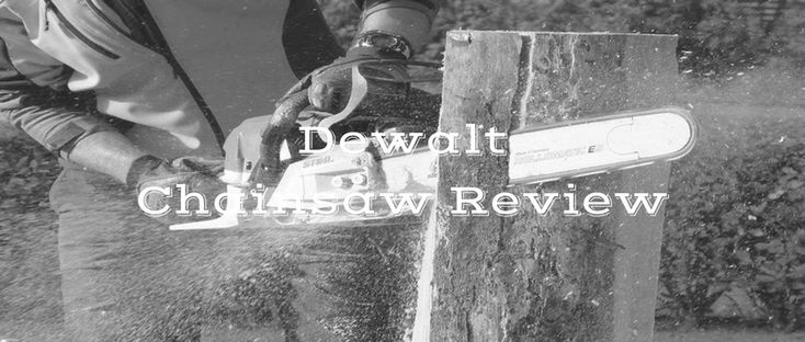 Looking for DEWALT chainsaw reviews? Click here for the latest DEWALT DCCS670X1 Chainsaw Review at PowerToolbuzz.com!
