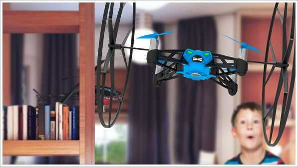 Parrot Rolling Spider Quadcopter - finally, a quad which is actually super easy to fly [Hands On]