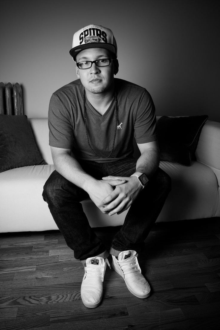 Andy Mineo. Hey, white boys can rap too!