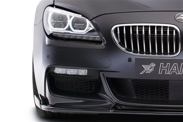 Hamann'dan BMW 6 Serisi Coupe İçin Aerodinamik Paket