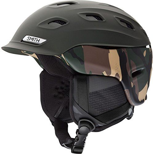 Smith Optics Unisex Adult Vantage Snow Sports Helmet - Matte Disruption Medium (55-59CM) Visit the image link more details.