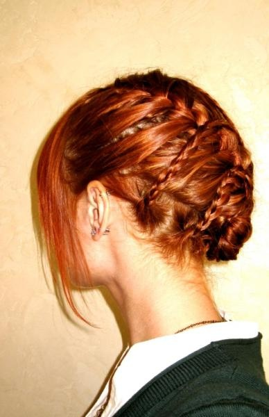 Multi Braid/ by Alicia Marxkors: Photo