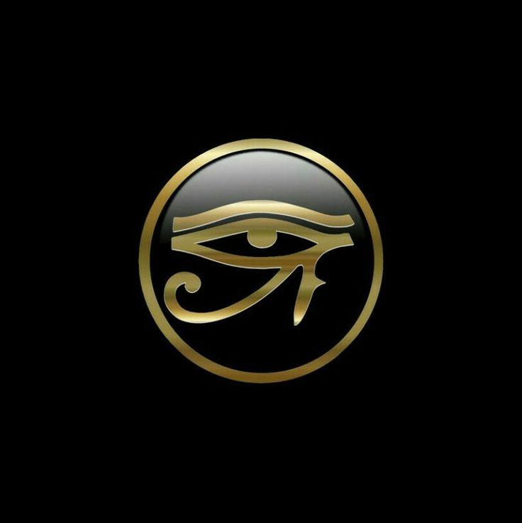 * el tercer ojo, el sexto Chakra, ojo de horus,  la glándula pineal *