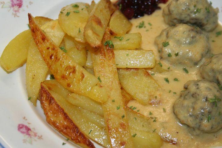 Domácí máslové hranolky - jednoduché, ale nejlepší…