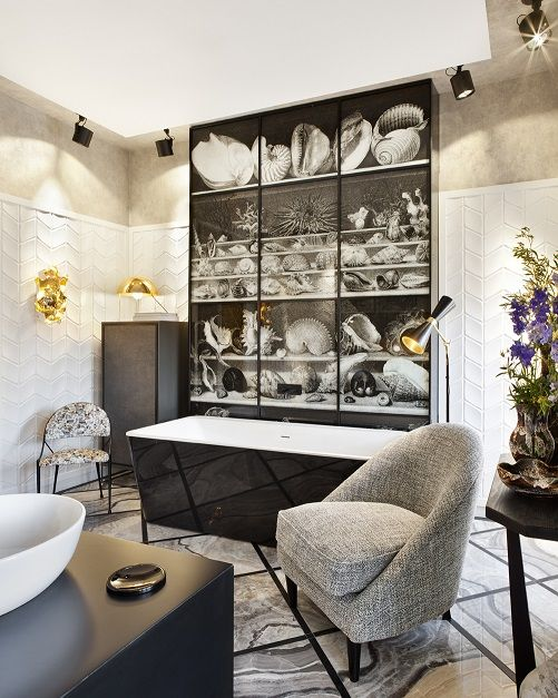 103 best images about luxe badkamers on pinterest, Badkamer
