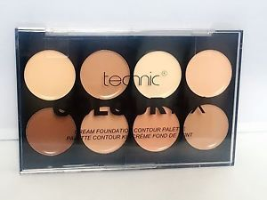 Super Contour Kits - Technic Colour Fix Cream Foundation Contour Palette Set  | eBay