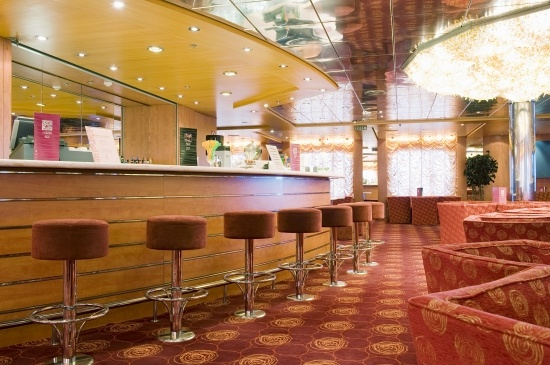 MSC Armonia - The Red Bar