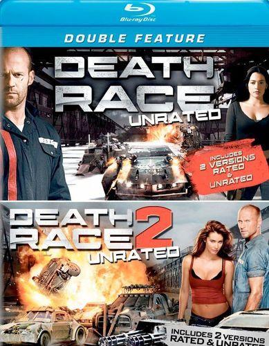 Death Race/Death Race 2 [2 Discs] [Blu-ray]