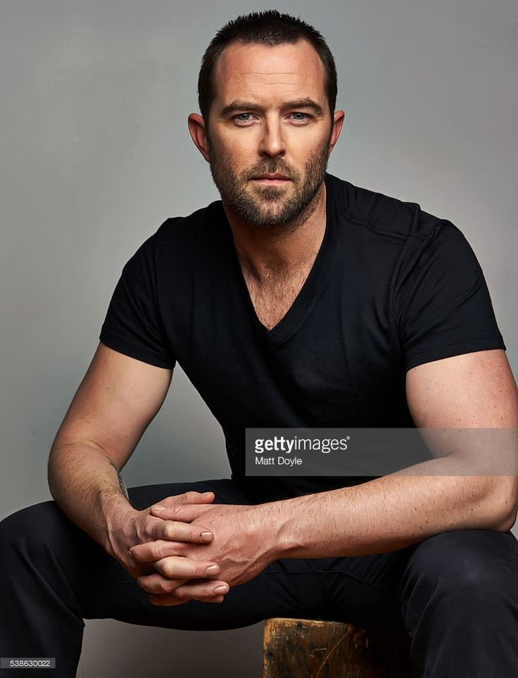 Sullivan Stapleton by Matt Doyle for Getty Images #sullivanstapleton