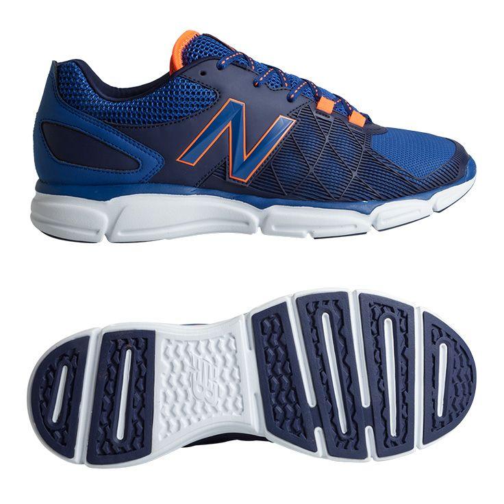 #NewBalance X #813 Men // Fitnessschuh mit leichter Zwischensohle // Nahtfreies und atmungsaktives Obermaterial // Dual Comfort Einlegesohle