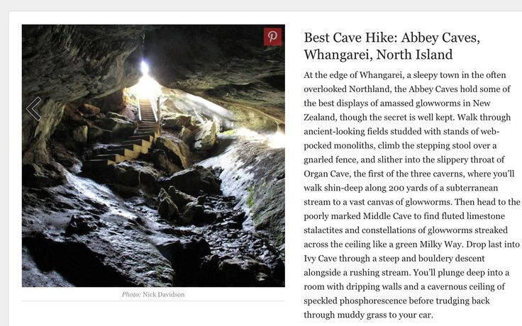 Abbey Caves-North Island