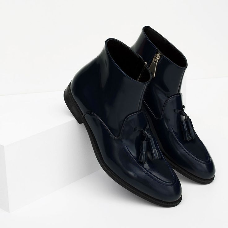 Zara's shoe collection this winter is nuts.
