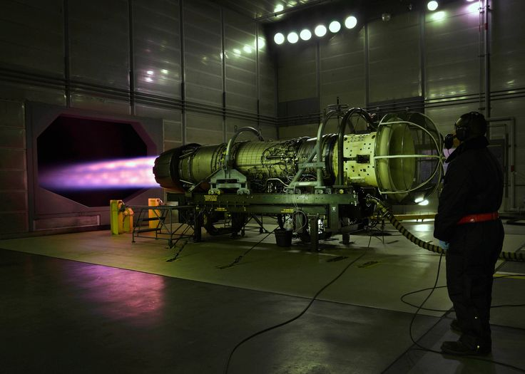 https://flic.kr/p/D6otfq | 160204-F-FK724-088 | Senior Airman Daniel San Miguel, an aerospace propulsion journeyman with the 35th Maintenance Squadron, oversees an F110-GE-129 engine being tested during its afterburner phase at Misawa Air Base, Japan, Feb. 4, 2016. Each engine is tested multiple times for consistency and safety to ensure each engine has the capability to reach peak performance. (U.S. Air Force photo/Senior Airman Deana Heitzman)