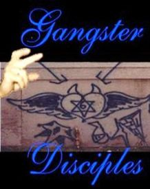 Gangster Disciples poster