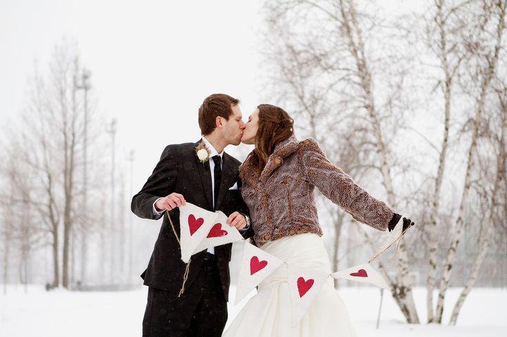 Ya de l'amour dans l'air ! / Love is in the air !