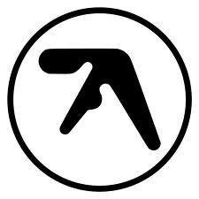 Aphex Twin logo by Paul Nicholson in 1992 via @_Undt