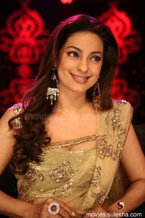 Juhi Chawla - she is one of my favorites.