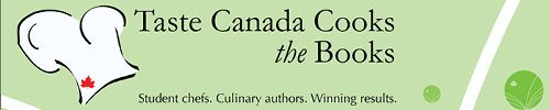 Excited to announce that I'll be judging the Taste Canada Cooks The Books cooking competition November 2-3, 2013 at The Royal Agricultural Winter Fair.