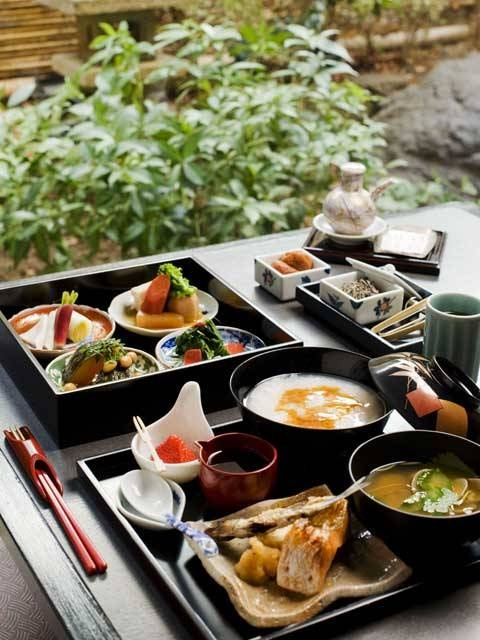 Prepare someone a Kaiseki meal. I need to start practicing how to make dashi stock.. Hmm before that I need to know where to buy kombu seaweed or bonito flakes first...