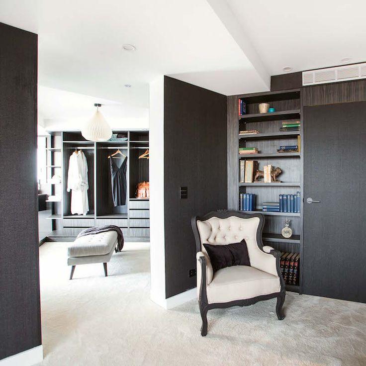 Suzi and Vonni Room 3 | Master Bed & WIR #theblock #theblockshop #bedroomstyle