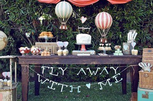 Wedding Magazine - 20 ideas for a travel-themed wedding