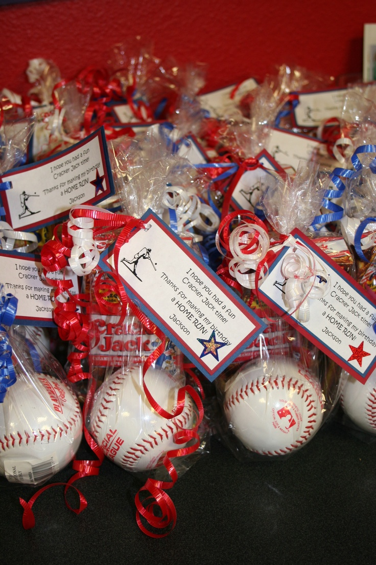 This Is My Version Of Baseball Goody Bags