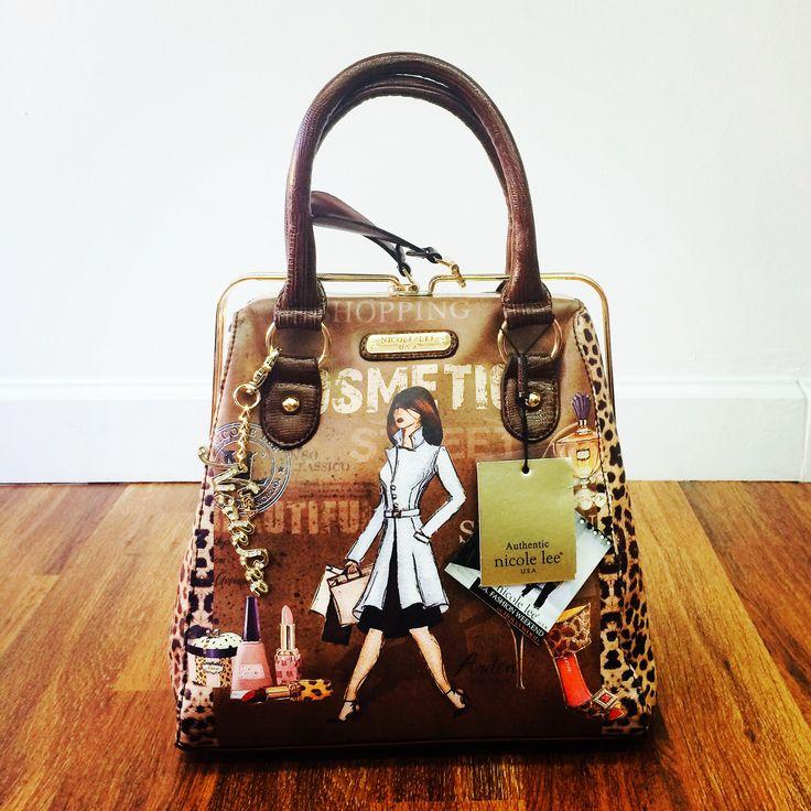 Cosmetic Nicole Lee Handbag