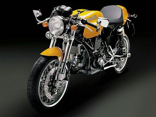 Ducati GT1000 Sport Classic