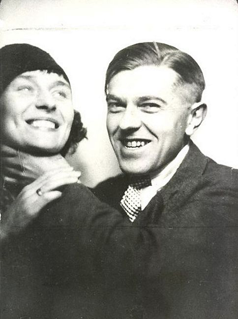 RENE MAGRITTE & his wife GEORGETTE….