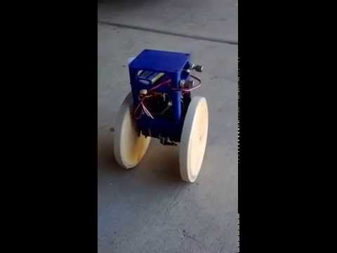 Balancing Robot (Arduino, IMU, PID controller and Kalman filter) - YouTube