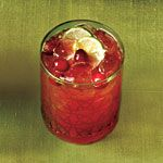 Cranberry-Key Lime Punch Recipe